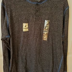 Beverly Hills Polo Club Henley size large nwt